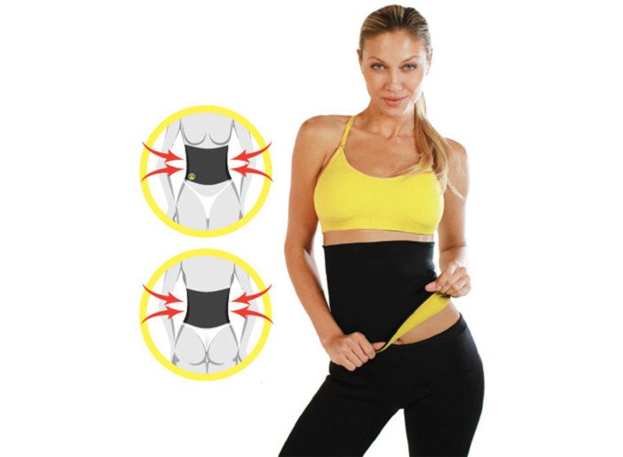 Hot Belt Afslankband - razendsnel strakke abs