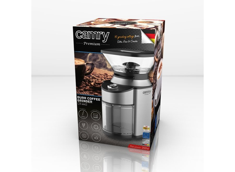 Coffee Grinder CR 4443 Camry