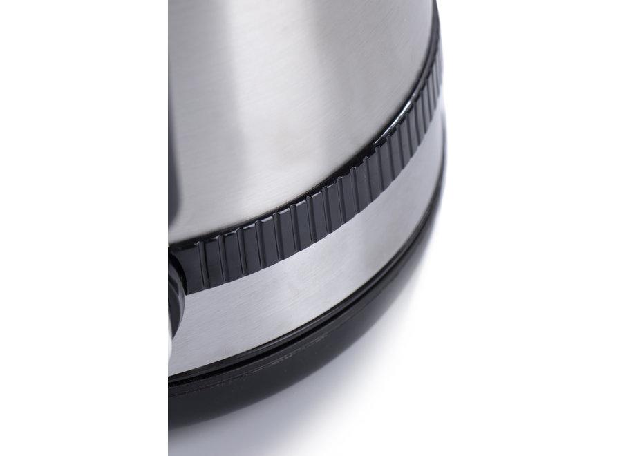 Ketel Waterkoker 1,7L met temperatuurindicatie - RVS CR 1291 Camry