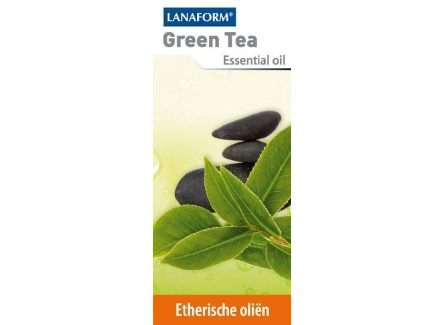 Etherische Geurolie - Groene Thee LA 120303 Lanaform