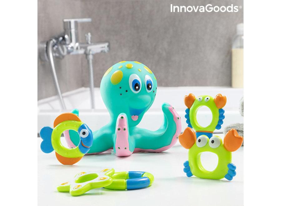 Drijvende Octopus 'Smiley' V0103077 Innovagoods