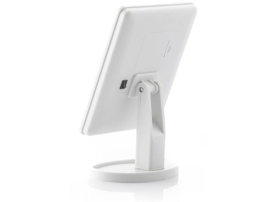 Make Up Spiegel met LED verlichting V0100954 Innovagoods