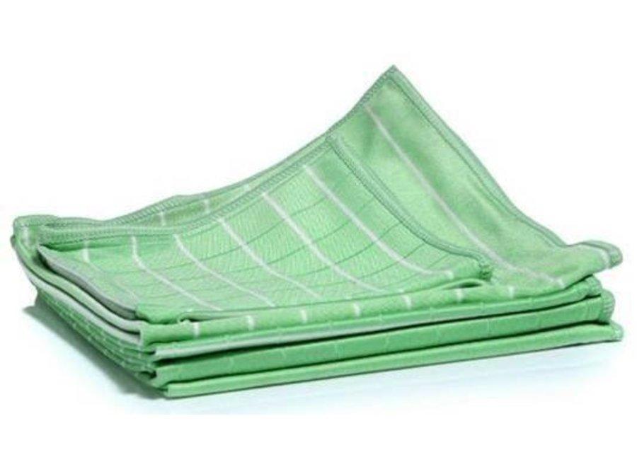 Bamboe Glasdoeken -  6-delig 815.463 Aqua Laser