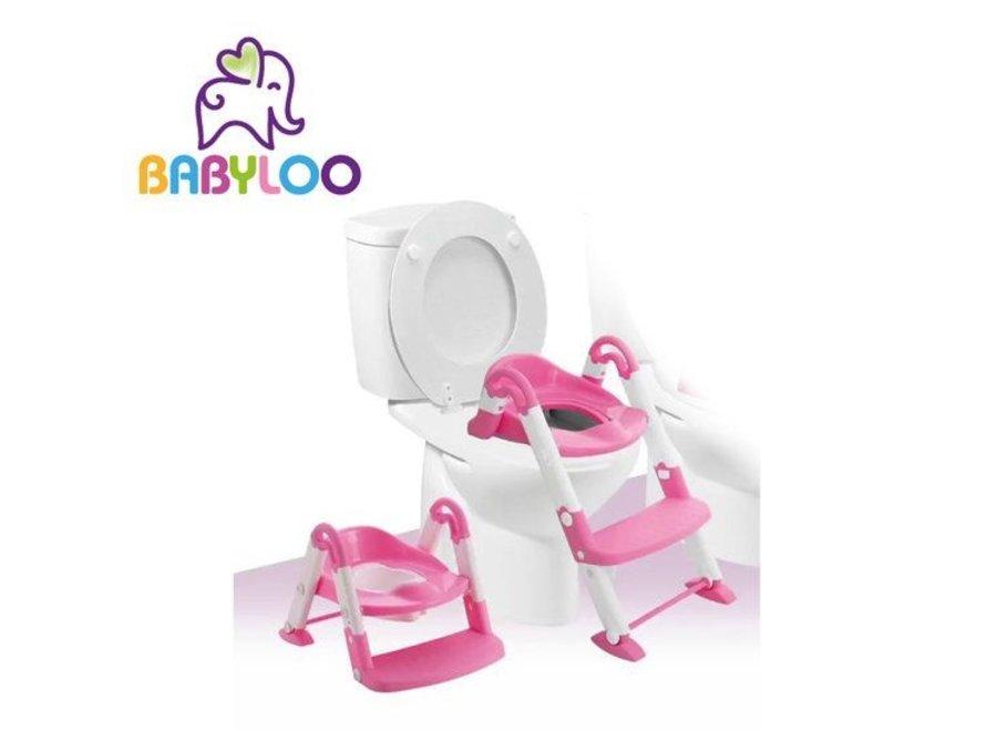 Babyloo Bambino Boost 3-in-1 Trainingszitje - 3 kleuren