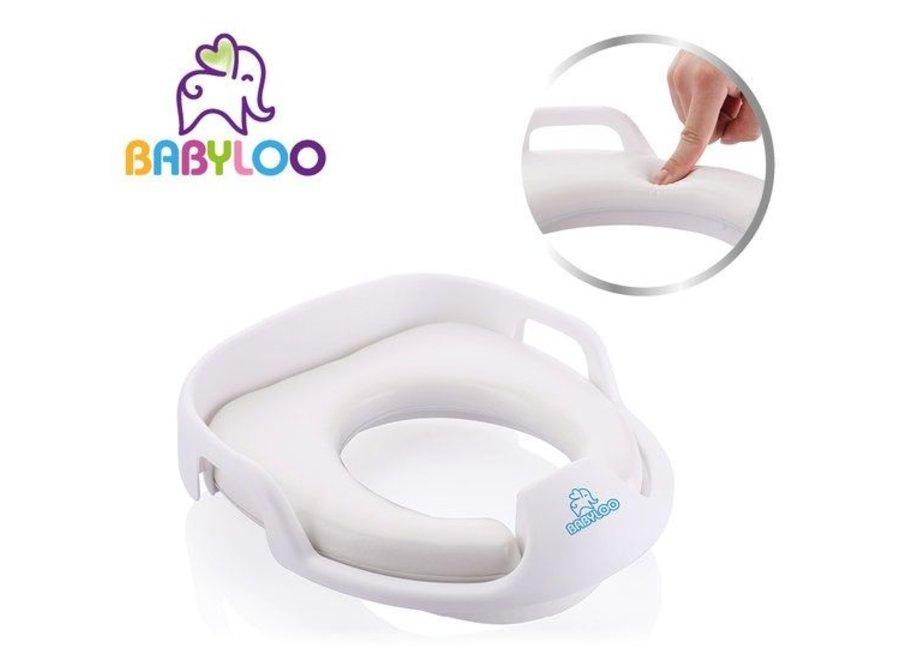 Bambino Toiletverkleiner - wit BAL009 Babyloo