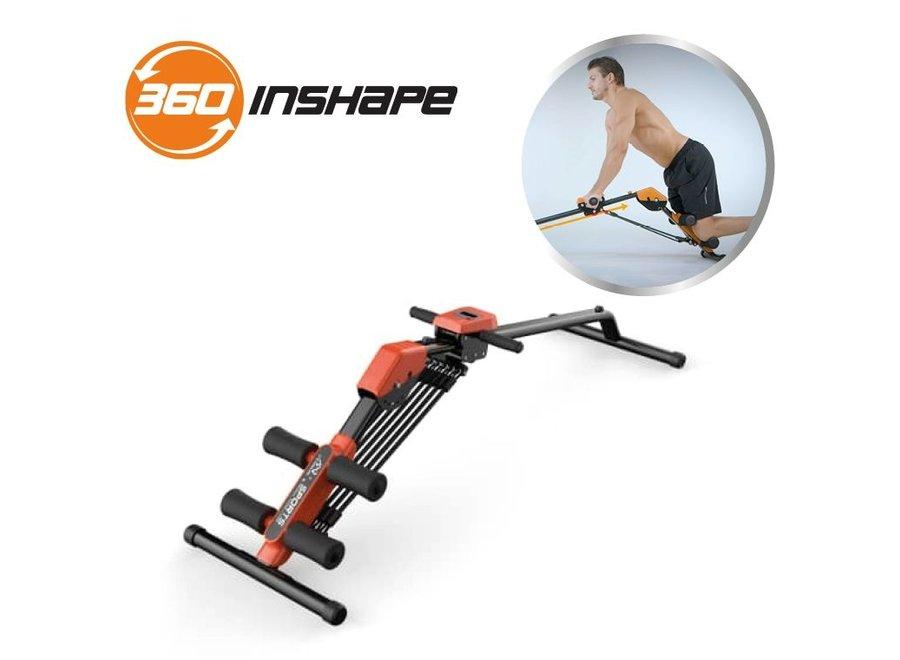 360 Inshape Full Body Fitnesstrainer ISH001