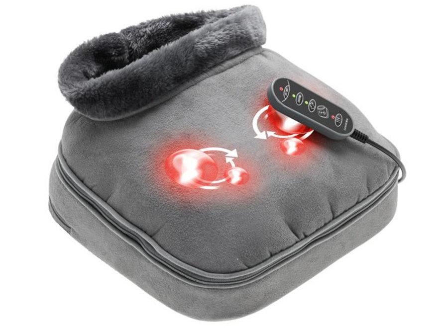 2-in-1 Shiatsu Comfort Voetenmassager LA110105 Lanaform