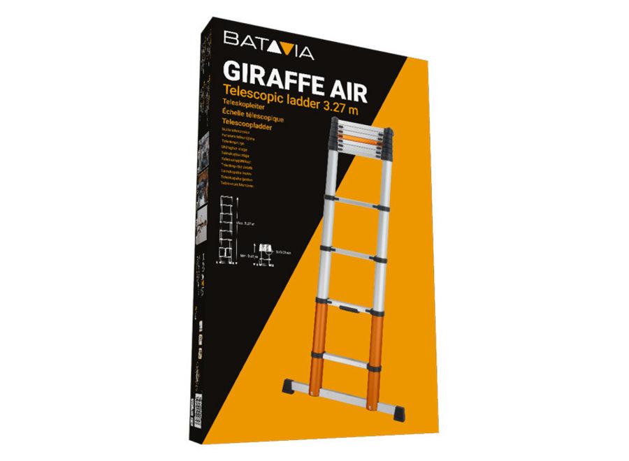 Giraffe AIR Telescoopladder 2,63m 7063650 Batavia