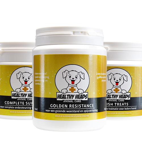 Supplementen voor honden