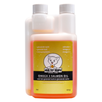 Omega 3 Zalmolie Kat