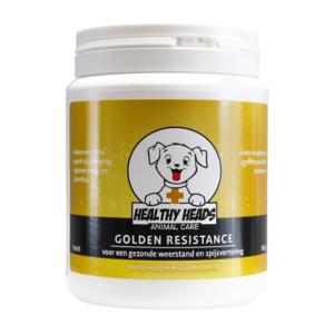Healthy Heads Golden Resistance Brokken Hond
