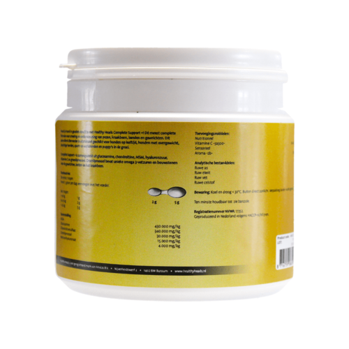 Healthy Heads Complete Support + Hond Poeder - 250g