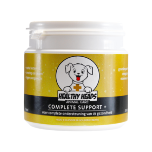 Healthy Heads Complete Support + Hond Poeder