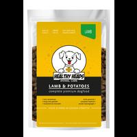Graanvrij Lam & Aardappel Hond