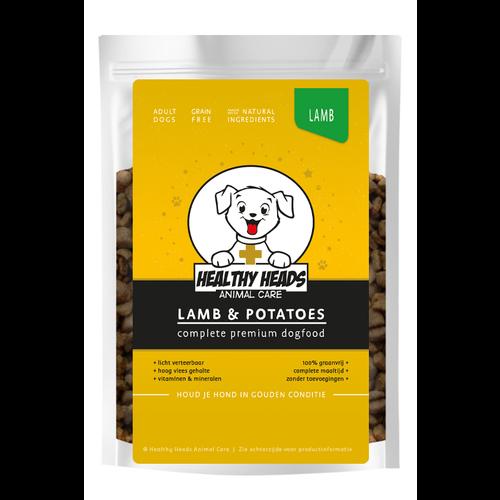 Healthy Heads Graanvrij Lam & Aardappel Hond