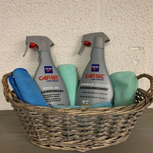 BUFFL Cleaning package