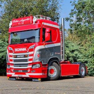 BUFFL Satz Eckschilder Scania Next Gen