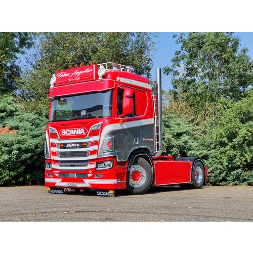 BUFFL Set hoekschilden Scania Next Gen