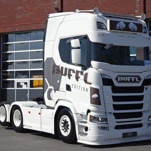 BUFFL Coles Custom Unterspoiler Scania Next Gen