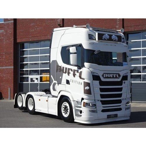 BUFFL Coles Custom onderspoiler Scania Next Gen