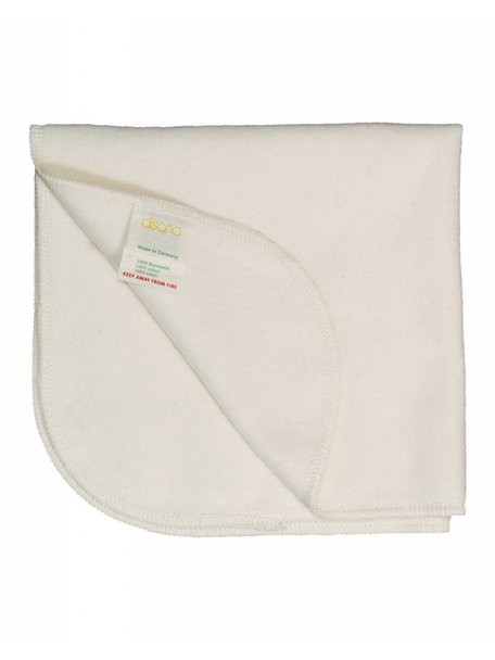 Disana Brushed Cotton Diaper Liners 40 x 40cm