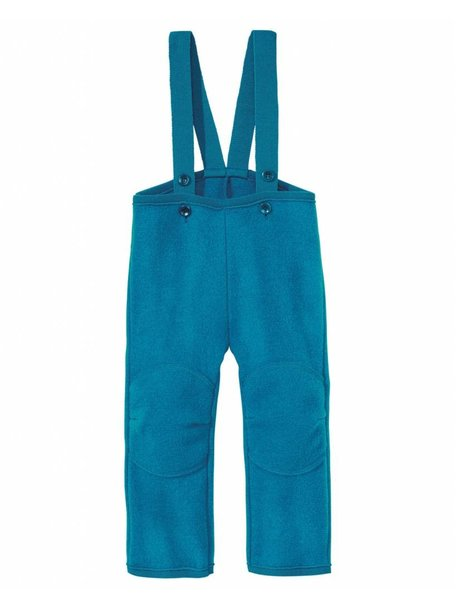 Disana Dungarees Boiled Wool - Blue