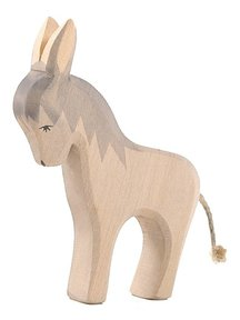 Ostheimer Donkey Standing