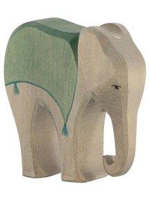 Ostheimer Elephant with Saddle