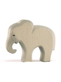 Ostheimer Elephant Small Eating New