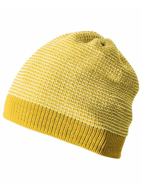 Disana Beanie Organic Wool - Curry