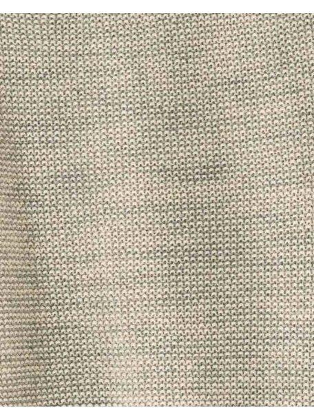Disana Beanie Long Organic Wool - Grey