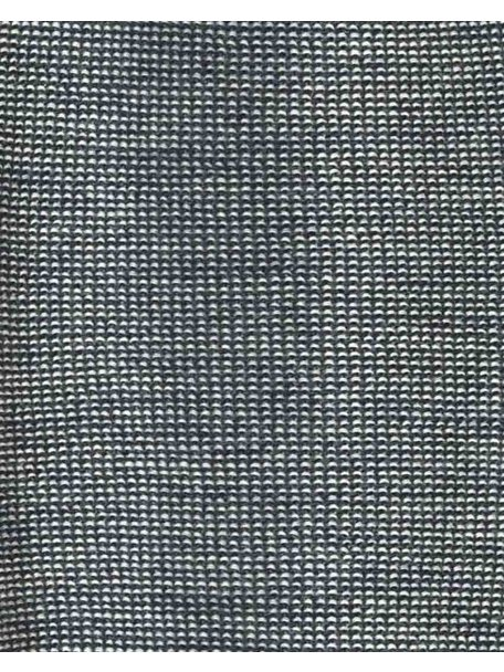 Disana Beanie Long Organic Wool - Anthracite
