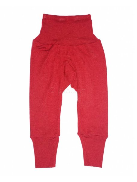 Cosilana Baby Pants Wool/Silk - Red