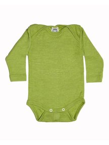 Cosilana Baby Body Wool/Silk - Green