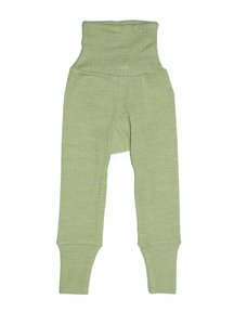 Cosilana Baby Pants Wool/Silk/Cotton - green