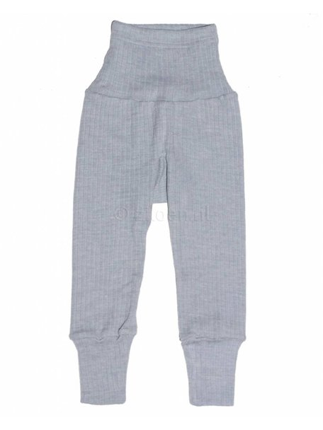 Cosilana Baby Pants Wool/Silk/Cotton - Grey