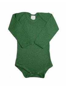 Hocosa Baby Body Wool/Silk - Green