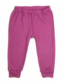 Hocosa Baby Trousers Wool/Silk - pink