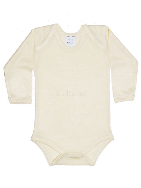 Hocosa Body 100% Silk - White/Natural