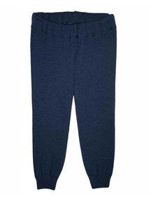 Popolini iobio Leggings Thick Wool - Navy
