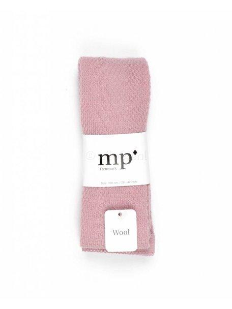 MP Denmark Wool Capsule Tights - Wood Rose
