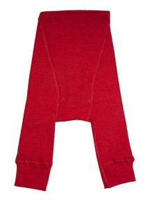 Ruskovilla Nappy Pants Long Legged - red