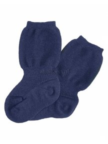 Grödo Baby Socks Wool - Dark Blue