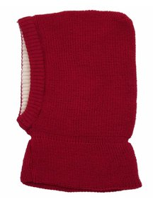 Reiff Balaclava Organic Wool - Red