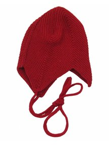 Reiff Pixie Hat Organic Wool - Red