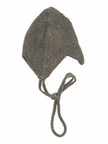 Reiff Pixie Hat Organic Wool - Grey