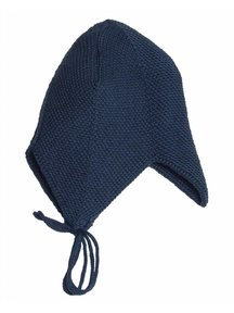 Reiff Pixie Hat Organic Wool - Navy