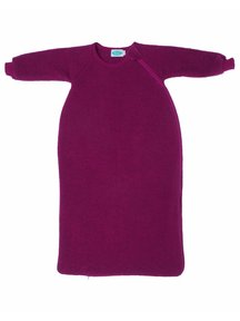 Reiff Sleeping Bag Wool Fleece - Purple