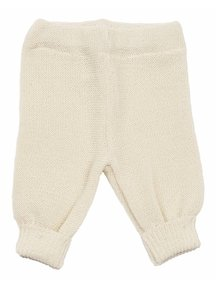 Reiff Baby Pants Wool - Natural