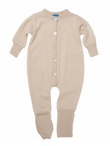 Reiff Jumpsuit Organic Wool - Natural